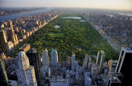 Picture of New York and Central Park to represent New York Divorce Law Changes